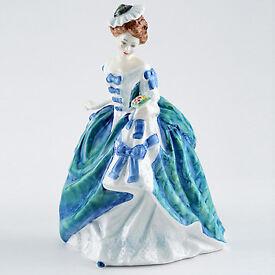 Royal Doulton 'Linda' Figurine HN3374 - perfect condition - original box
