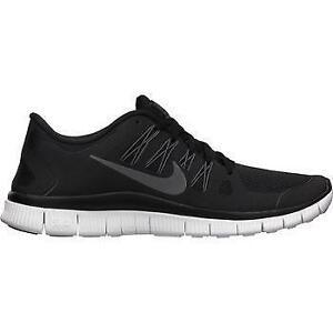 Black Nike Running Shoes