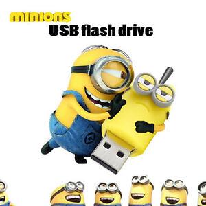 Clé USB Minion détestable moi neuf