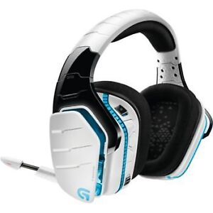 Headset G933 Artemis Spectrum Snow White Wireless