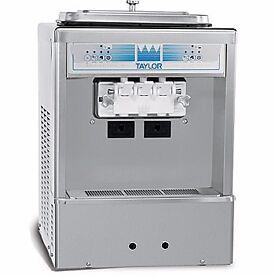 Taylor Model 161-40 Soft Serve Freezer Compact Twin Twist