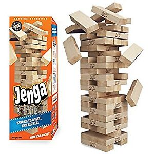 classic jenga (including FREE! Pit card game)