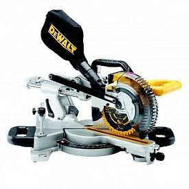 Dewalt DCS365N Mitre Saw 18V Cordless with XPS 184mm (Body Only)