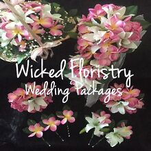 Wedding Bouquets/Packages - Wicked Rockabilly Clear Island Waters Gold Coast City Preview