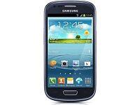 Samsung galaxy s3 mini. Brand new mobile phone.