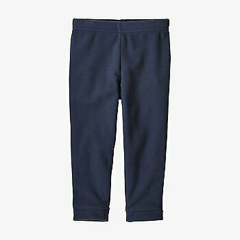 Patagonia baby boy Micro D bottoms New Navy 12-18 months
