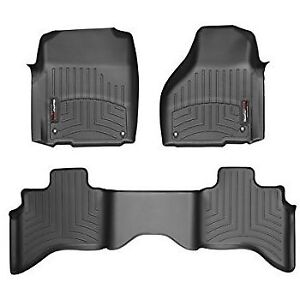 Weather tech rear floor mat for dodge.