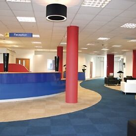North London serviced offices, set within 16.1 hectares of beautifully landscaped grounds.