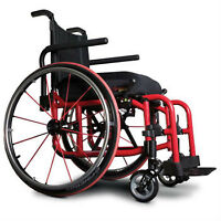 ULTRALIGHT MANUAL  WHEELCHAIR, LITESTREAM XF