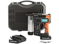 VONHAUS 2 IN 1 NAIL & STAPLE GUN - 15/220 -BRAND NEW - ONLY £100