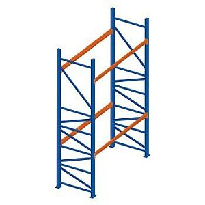Heavy Duty Shelving (warehouse/factory/workshop)