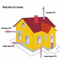 Insulation, Contracting Specialist , Insulate all