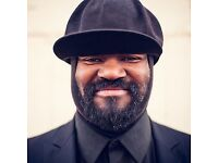 GREGORY PORTER TICKETS- BOURNEMOUTH