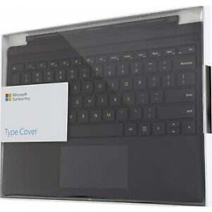 MS Surface PRO Keyboard black PRO 5, 6 keyboard New (open box)