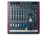 Allen & Heath ZED60-10FX Mix