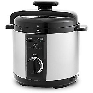 Wolfgang Puck 5qt Automatic Rapid Pressure Cooker