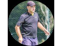 Tennis Coaching at Wimbledon park