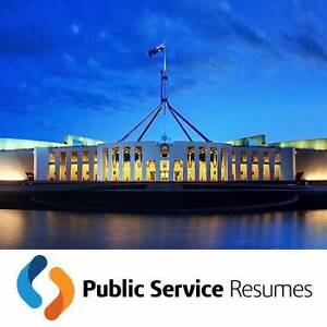Public Service Resumes Canberra City North Canberra Preview