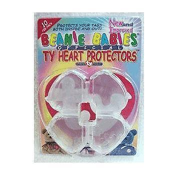 Beanie Baby Tag Protectors Ebay