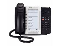 Mitel MiVoice 5330e Gigabit IP Phone Backlit Handset