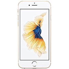 Apple iPhone 6s 128gb boxed EE white & gold