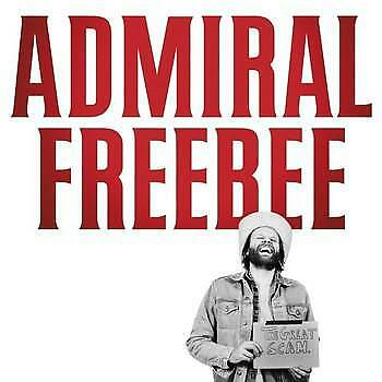 LP gebruikt - Admiral Freebee - The Great Scam.