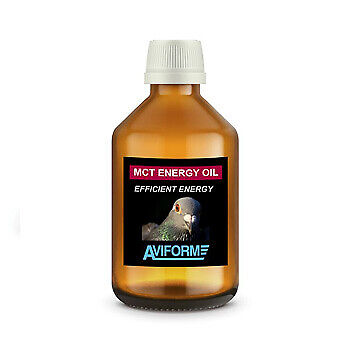 Aviform MCT Energy Oil 250ml, (Efficient energy for racing pigeons)