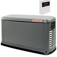 Honeywell (by Generac) 17kw Standby generator w/transfer switch