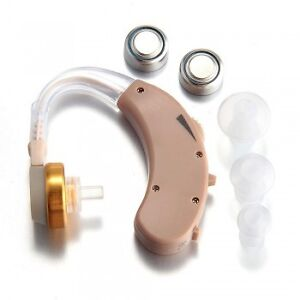 Hearing aid brand new with extras.