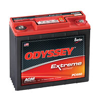 Odyssey Extreme Series PC680 Motorcycle Battery