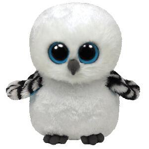 5e3cdf40103 Ty Spells Buddy Beanie Boos 7136978 Soft Snow Owl Toy Glubschis ...