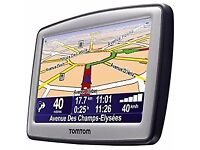 TomTom XL Sat Nav with new maps UK, ROI and Central Europe