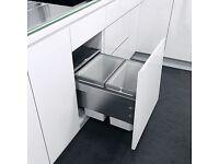 VAUTH SAGEL VS ENVI SPACE PRO Pull Out Kitchen Waste Bin.