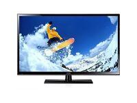 "Samsung 43"" plasma hd TV"