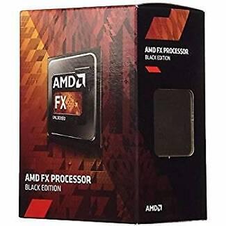 Brand NEW AMD FX-6300 Black Edition 6-Core Socket AM3+ 3.5Ghz CPU