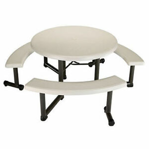 Lifetime® 44-in. Round Picnic Table
