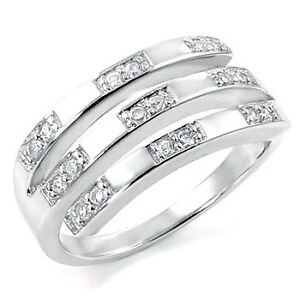 Solid .925 silver rings. Over 50% OFF