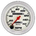 Equus Speedometer