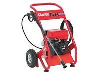 Tiger Clarke 2600 petrol power washer