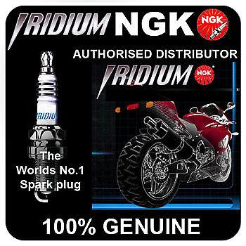 NGK Iridium IX Spark Plug fits DAELIM NS125 Trans Eagle 125cc 98-> [CR8EHIX-9] 3 for sale  United Kingdom