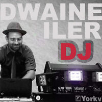 DWAINE ILER - Windsor + Area / Wedding Disc Jockey / DJ