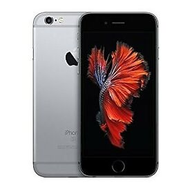 Apple i phone 6s 16GB, 64GB, unlocked to all network available in dark grey phones mint condition.