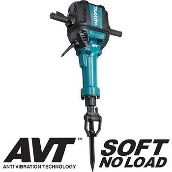 MAKITA HM1812 30kg Electric Breaker with AVT(Anti-Vibration Technology