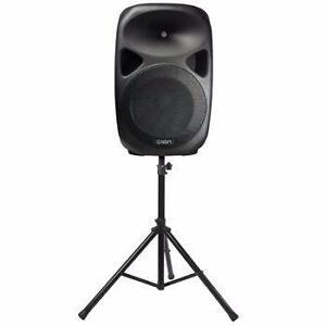 Haut-parleur ION Total iPA61 300 Watts Avec Trépied et Microphone