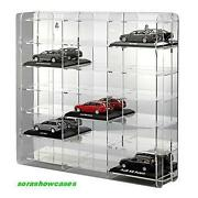 Model Car Display Cabinet