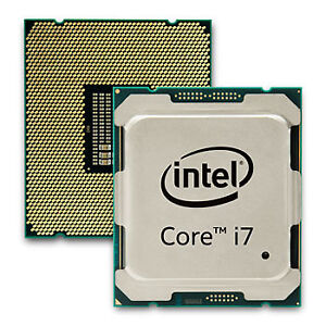 Intel Processor 6800K