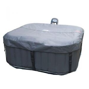 Square Inflatable Bubble Spa by MSPA for sale!