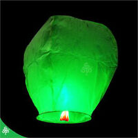 Assortment of Colors Chinese Sky Lanterns Fly Wishing Party Wedd