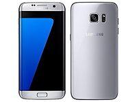 BRAND NEW SEALED Samsung Galaxy S7 Edge - Unlocked 32GB Silver Titanium
