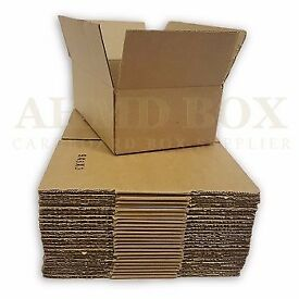 9 x 6 x 3″ Single Wall Cardboard Box
